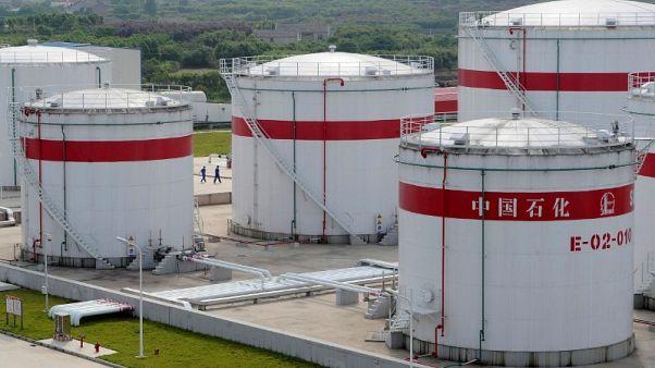 واردات الصين النفطية الأعلى في 4 أشهر خلال سبتمبر
