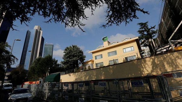 Saudi team arrives in Turkey for Khashoggi investigation - sources