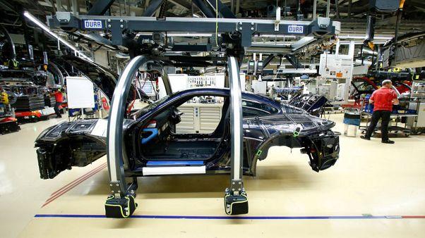 الناتج الصناعي لمنطقة اليورو يتعافى بأكثر من المتوقع في أغسطس
