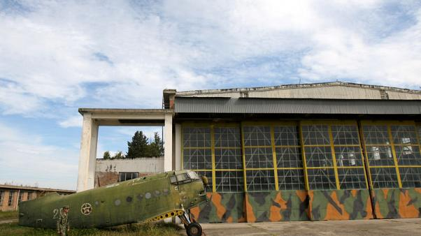 Albania's graveyard of MiGs to become NATO air base