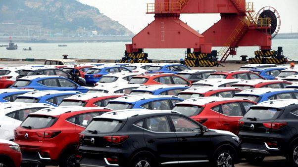 مبيعات السيارات في الصين تسجل أكبر هبوط في 7 سنوات مع تعثر محرك النمو
