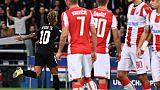 PSG-Etoile Rouge Belgrade: enquête judiciaire sur des soupçons de trucage
