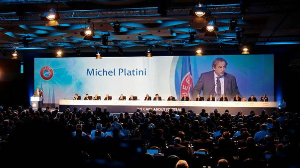 Ex-UEFA chief Platini hunts those behind his ban