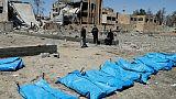 """Syrie: situation """"choquante"""" à Raqa, un an après la défaite de l'EI"""
