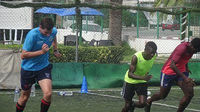 Les 12 meilleures équipes africaines participent au tournoi Africa Men's Sevens, le plus grand événement de rugby africain