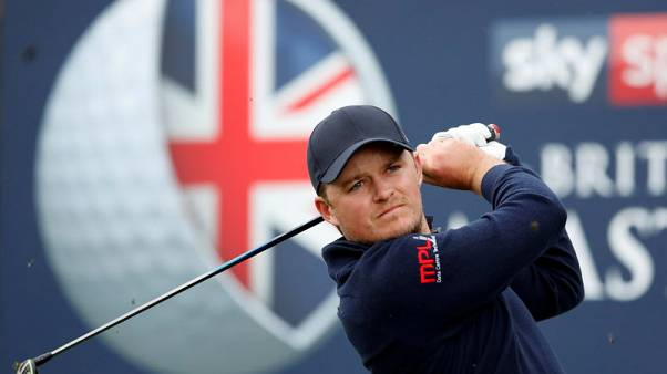 Pepperell powers to three-shot lead at British Masters