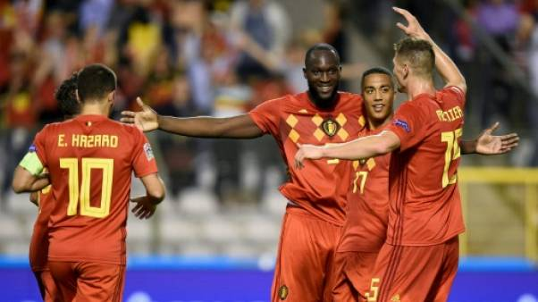 Ligue des Nations: Lukaku a remis les pendules à l'heure, dernière pour Henry