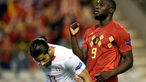 Ligue des Nations: la Belgique bat la Suisse, match nul entre Croatie et Angleterre