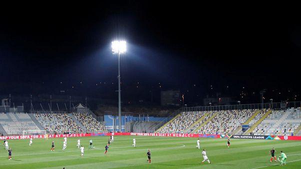 كرواتيا تفرض التعادل على إنجلترا في مباراة بدون جمهور