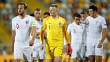 Croatia hold wasteful England in empty stadium