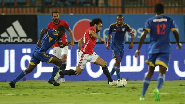 Cameroon get first win for Seedorf, Salah injured in Egypt victory