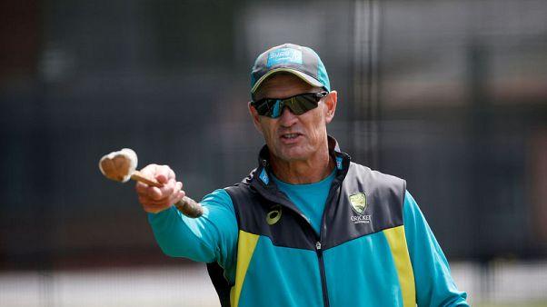 Cricket - Australia coach Langer hails new opening pair's chemistry