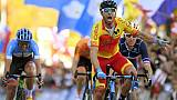 Cyclisme: le choc des générations au Tour de Lombardie