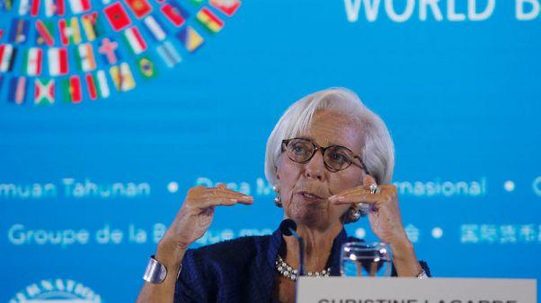 مديرة صندوق النقد الدولي تقول إنها ستحضر مؤتمرا في السعودية