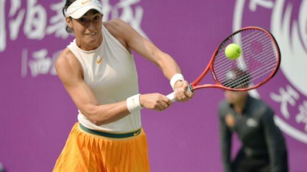 Tennis: Caroline Garcia en finale contre Karolina Pliskova à Tianjin