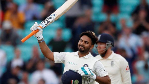Shaw and Pant shine, India eye big lead v. Windies