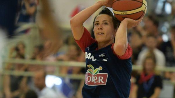 Basket: Céline Dumerc en piste pour une 19e saison professionnelle