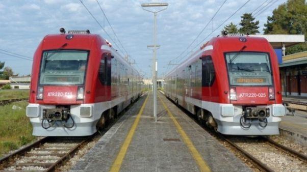 Crac Ferrovvie Sud-Est:annullato arresto