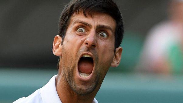 Zverev ko, Djokovic in finale a Shanghai