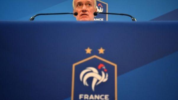 De Deschamps à Henry: les entraîneurs de France-1998