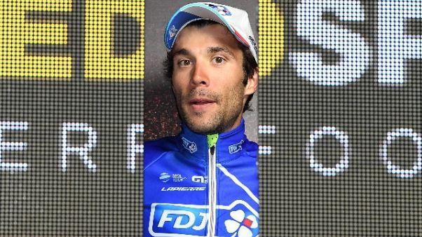 Pinot vince il Lombardia, secondo Nibali