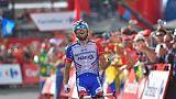 Tour de Lombardie: Pinot domine le maître Nibali
