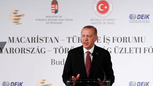 أردوغان: القضاء التركي هو الذي اتخذ قرار الإفراج عن القس الأمريكي