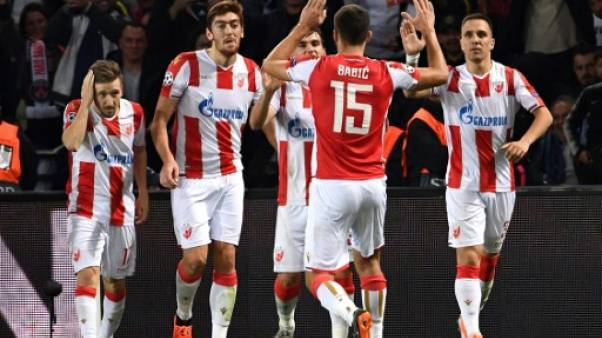Ligue des champions: l'Etoile Rouge envisage de porter plainte contre l'Equipe