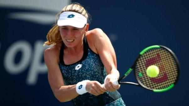 Tennis: Alexandrova rejoint Giorgi en finale à Linz