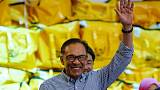 Malaysia's Anwar wins by-election, steps closer to premiership