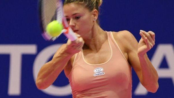 Tennis: Giorgi en finale à Linz contre la surprise Alexandrova