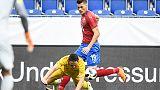 Slovacchia-R.Ceca,in gol Hamsik e Schick