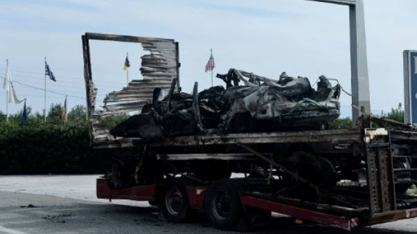 Grèce : les 11 passagers d'un véhicule transportant des migrants meurent brûlés vifs