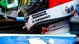 F3: Schumacher Jr, ho vissuto un sogno