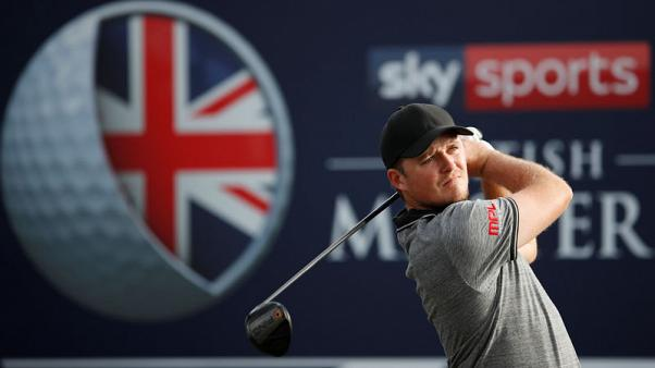 Pepperell takes three-stroke lead into British Masters final round