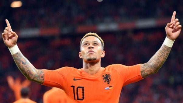 Ligue des nations: l'Allemagne giflée aux Pays-Bas, Löw sous pression