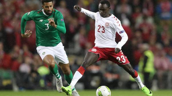 Ireland frustrate dominant Denmark in dull Nations League draw