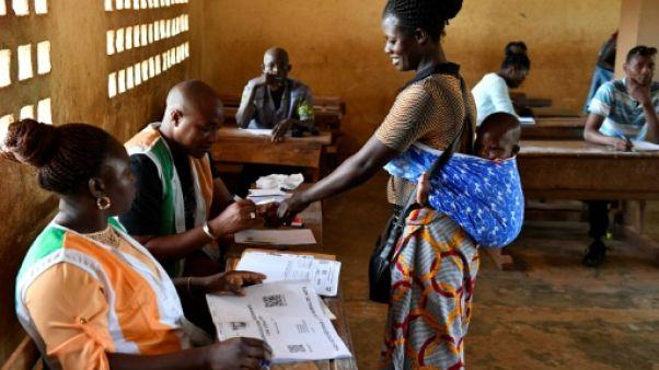Côte d'Ivoire: faible affluence pour les municipales