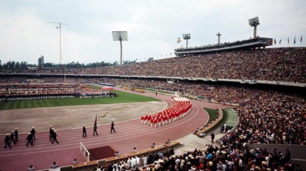 Mexico-1968: il y a 50 ans, une fête mémorable et douce-amère