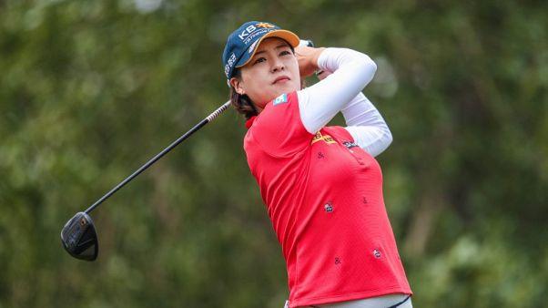 Home favourite Chun wins LPGA Tour's KEB Hana Bank