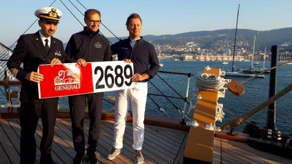 Barcolana 50: partite le 2689 barche