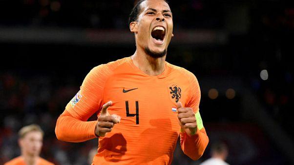 هولندا تأمل أن يعيدها الفوز على المانيا للطريق الصحيح