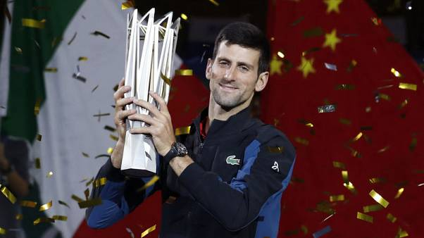 ديوكوفيتش يفوز بسهولة على تشوريتش ويحرز لقبه الرابع في شنغهاي