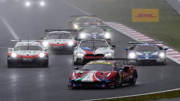 Wec: Fuji amaro per la Ferrari