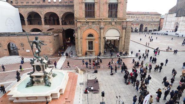 Al via a Bologna 'Ponti di Pace'