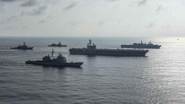 الصين تقول إن مبيعات الأسلحة الأمريكية لتايوان تدخل في شؤونها