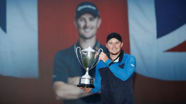 Pepperell grinds out two-shot victory at British Masters