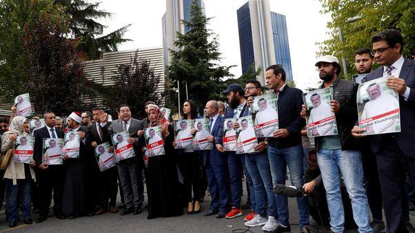 السعودية تشكر أمريكا لتوخيها الحذر بشأن التحقيق في قضية خاشقجي