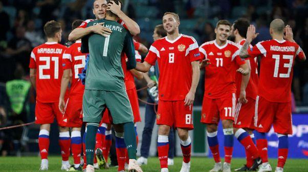 روسيا تفوز 2-صفر على تركيا في دوري الأمم
