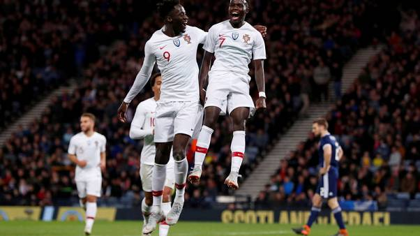 Eder on target as experimental Portugal prove too strong for Scotland